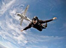 Jerome Gaspard - Cascadeur - Chute libre - parachutisme - freefly