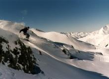 Jerome Gaspard - Cascadeur - Ski - Freeride