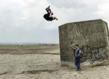 Jerome Gaspard - Cascadeur - Parkour - Freerun - Acrobatie