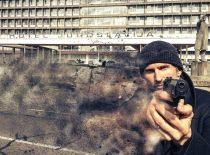 Jerome Gaspard - cascadeur - shooting