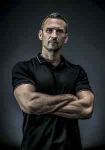 Jerome Gaspard - Portrait - cascadeur / coordinateur cascades
